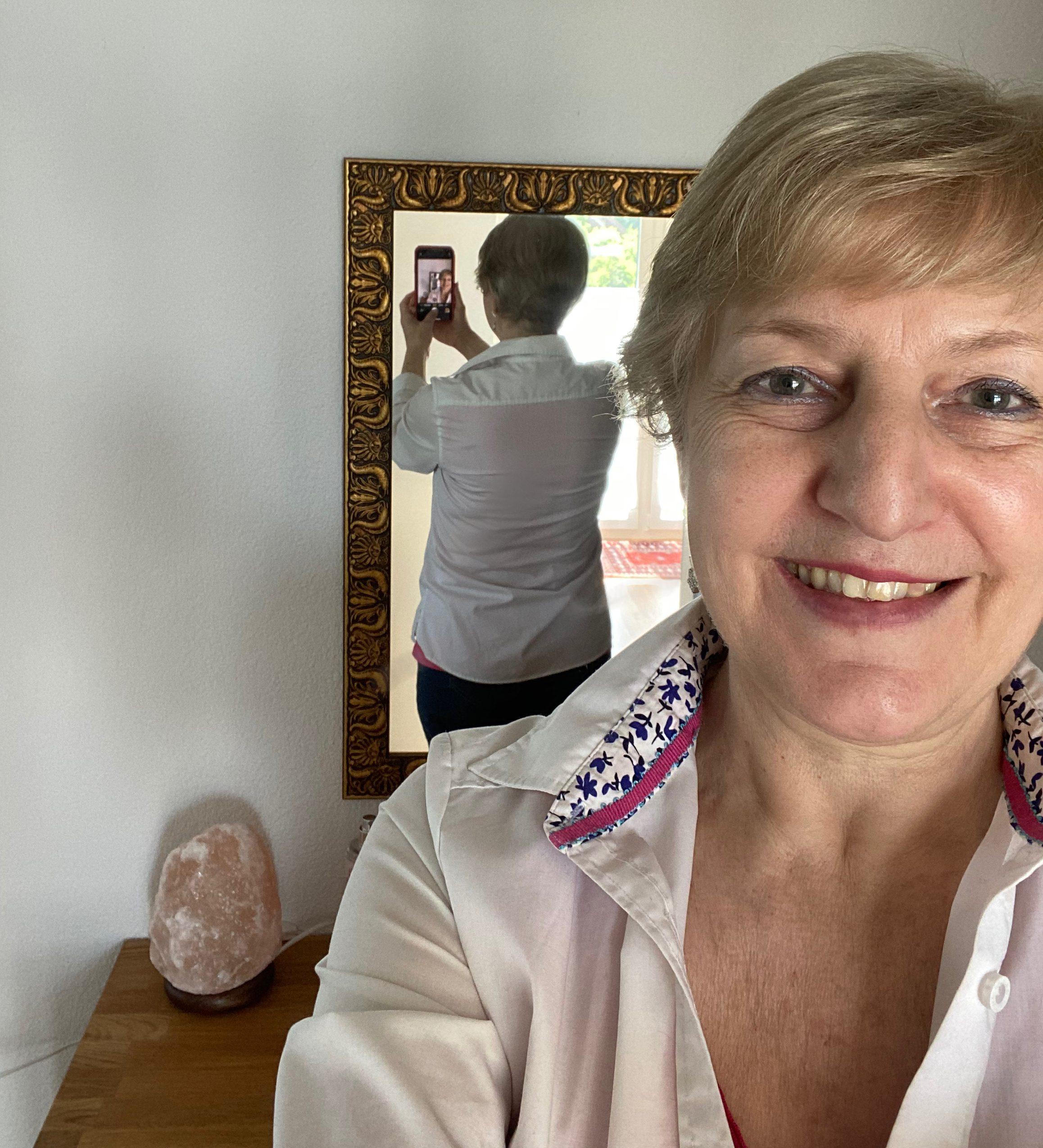 Bellafit Service - Theres Schmid lebt was sie lehrt