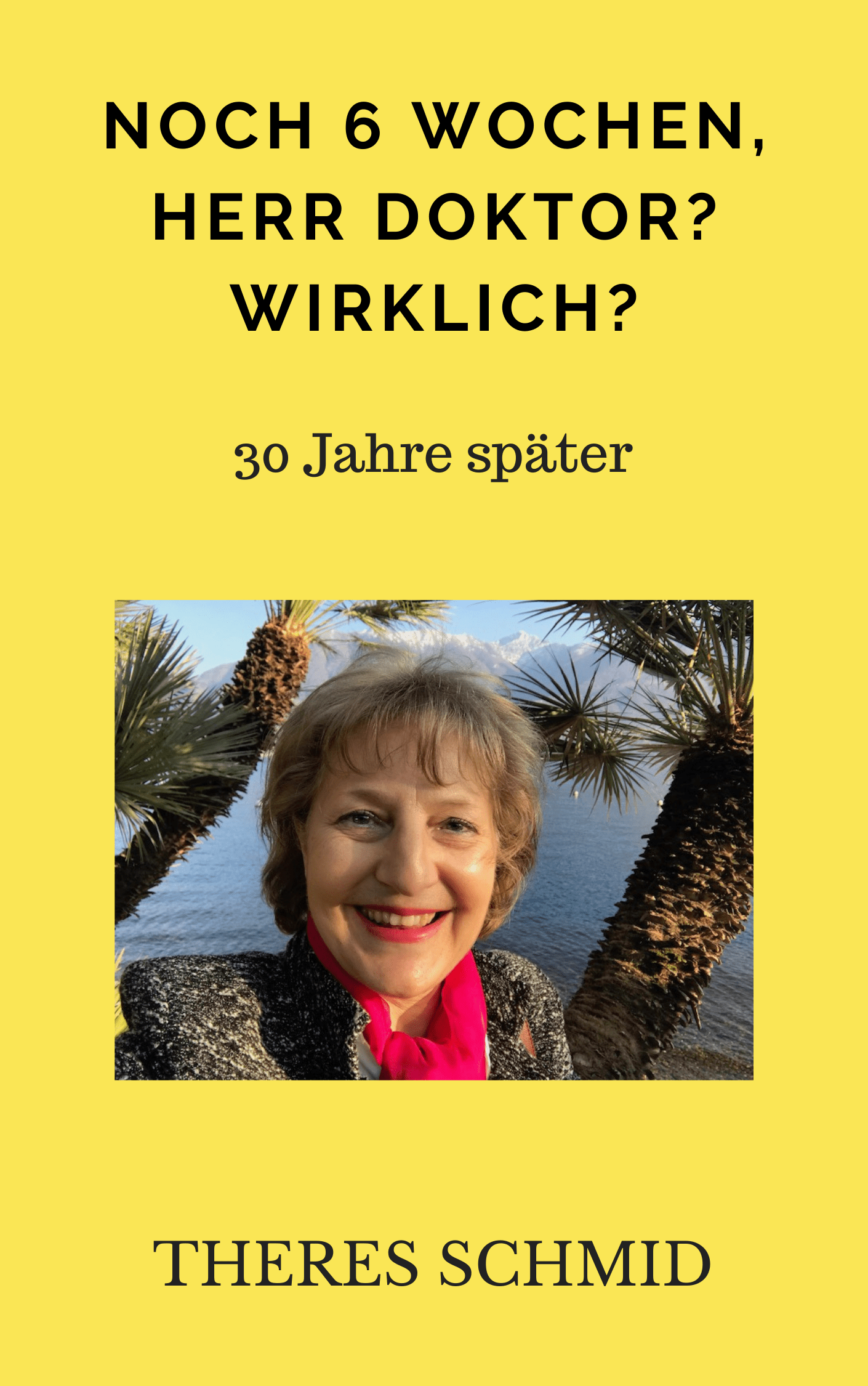 Theres Schmid - Buch Noch 6 Wochen